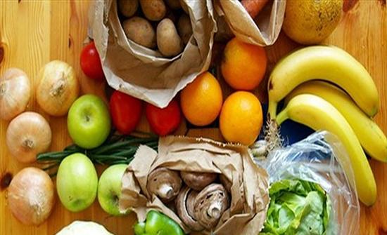 تناول 5 حصص من الخضار والفواكه يومياً... واليك هذه الفوائد