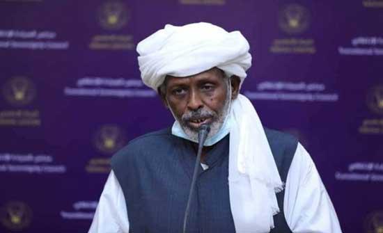 رئيس نظارات البجا والعموديات في شرق السودان: إغلاق الموانئ مستمر