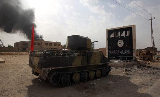 البنتاغون: داعش خسر الكثير وتراجع تهديده بسوريا والعراق