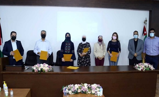 يوم وظيفي بكلية الصيدلة بالجامعة الأردنية