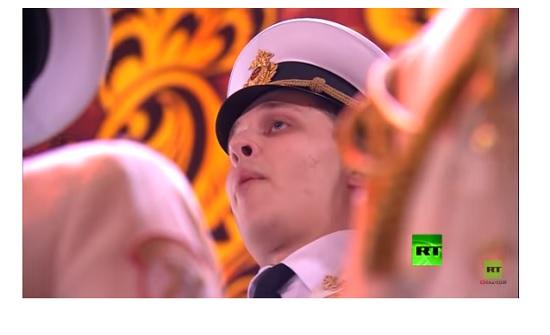 بالفيديو..فرقة ألكسندروف للغناء والرقص تستأنف عروضها بعد الحجر