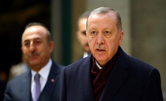 "أردوغان: تصريحات دراغي ""وقاحة ما بعدها وقاحة"""