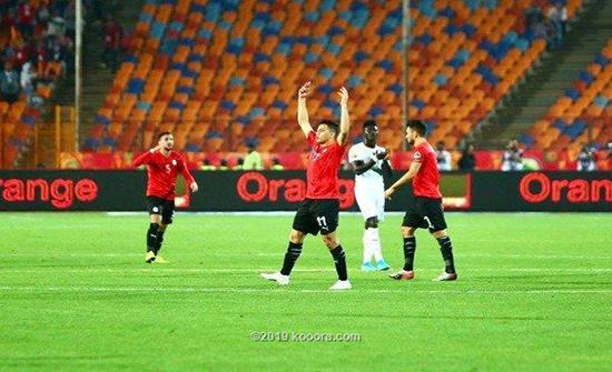 بالصور : مصر تصعق غانا بفوز درامي وتقطع خطوة نحو الأولمبياد