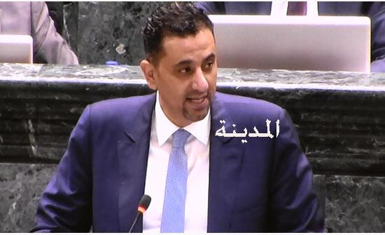 """""""النقل النيابية"""" تبحث قضية العاملين على شاحنات النقل بين الأردن والخليج"""