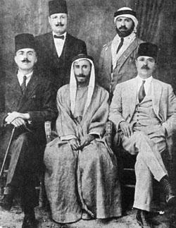 وزراء عشائر قبيلة بني مخزوم فلسطين المدينة نيوز