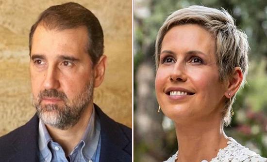 زوجة الأسد وابن خاله.. تراشق عنيف بالمليارات!