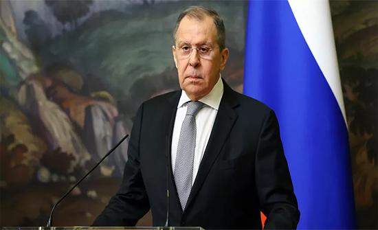 لافروف: روسيا وتركيا تعملان على تقريب مواقف أطراف النزاع في ليبيا