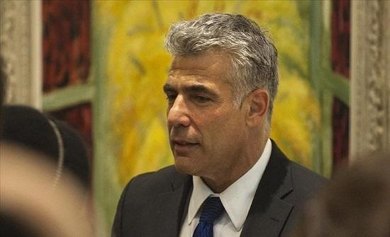 لابيد: سلمنا وزير خارجية المغرب دعوة رسمية لزيارة إسرائيل