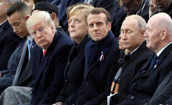 كتاب يكشف إعجاب ترامب بأدولف هتلر!