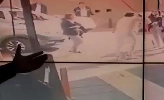 شاهد: لحظة هروب نائبة سابقة من السجن بشكل غريب في كولمبيا