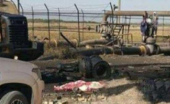 إيران.. مقتل 7 وإصابة 4 في انفجار محطة نفط وغاز
