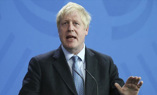 رئيس الوزراء البريطاني:على الاتحاد الأوروبي لقاء لندن في منتصف الطريق