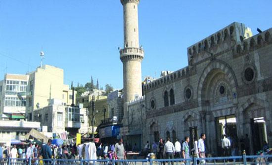 إنهاء التصاميم لمشروع تطوير ساحة المسجد الحسيني
