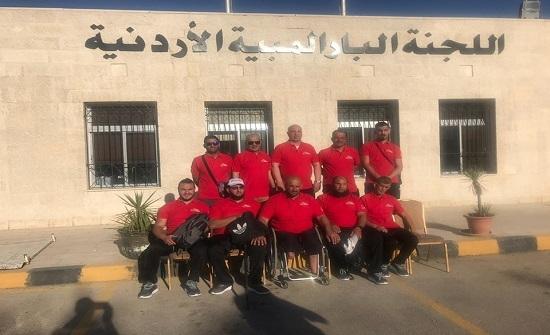 وفد العاب القوى البارالمبي يشارك ببطولة العالم في دبي