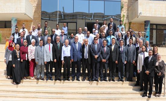 """رئيس """"عمان العربية"""" يؤكد على ضرورة تكريس مفهوم المواطنة"""