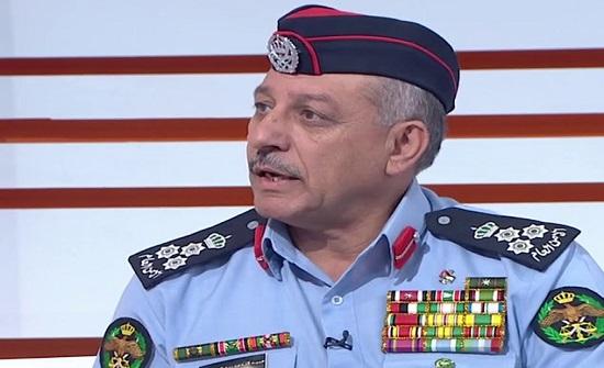 اللواء المتقاعد عبيدالله المعايطة : أعاهد الله واعاهدكم بأن أبقى جندياً مخلصاً