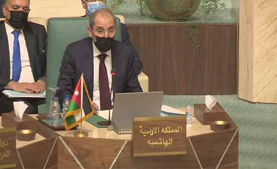 الاردن يدعو إلى مشروع عربي يفتح آفاقا واسعة لعالم عربي أفضل