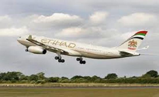 الاتحاد للطيران تنقل 2ر4 مليون مسافر خلال الجائحة
