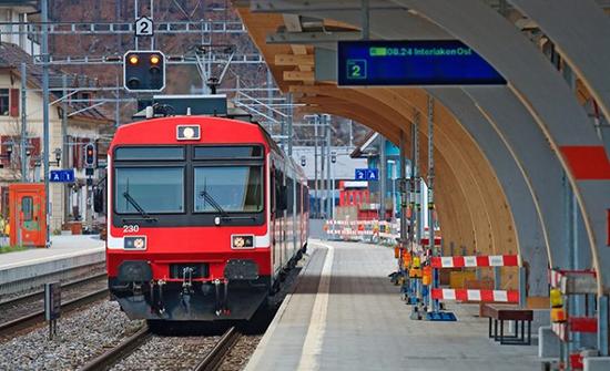 افتتاح مترو يصل بين فرنسا وسويسرا