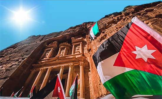 سلطة إقليم البترا تحتفي بمئوية الدولة الأردنية