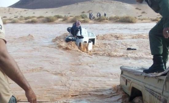 السعودية تشكر الأردن .. شهامة الأردنيين لا تتوقف