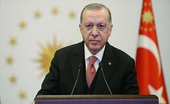 """أردوغان: """"مخلب البرق"""" شمالي العراق هدفها القضاء على الإرهاب"""