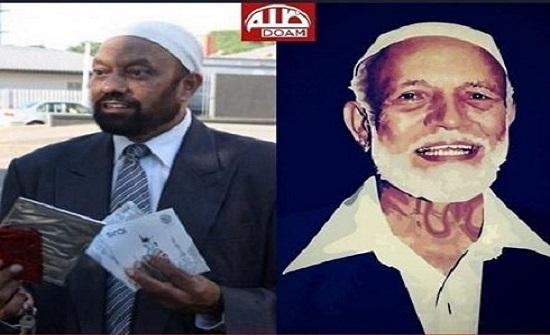 أغتيال نجل الداعية الإسلامي أحمد ديدات