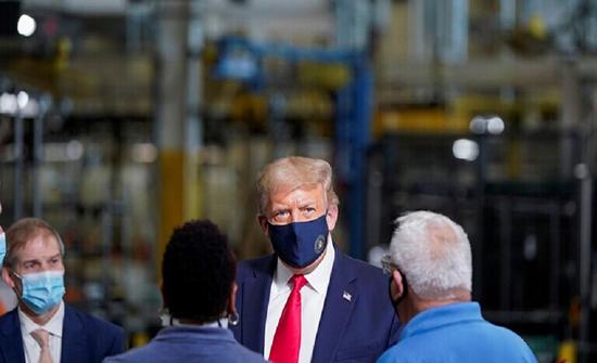 ترامب : الولايات المتحدة توصلت إلى اتفاق مع مودرنا مقابل 100 مليون جرعة من لقاح كورونا