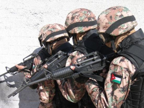 انطلاق فعاليات التدريب المشترك سيف العرب في مصر