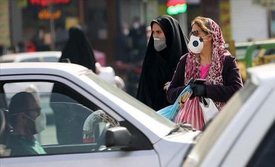 إيران: تسجيل 197 وفاة جديدة بكورونا