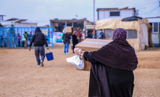 37.8 مليون دولار تمويل خطة استجابة الأردن للأزمة السورية العام الحالي