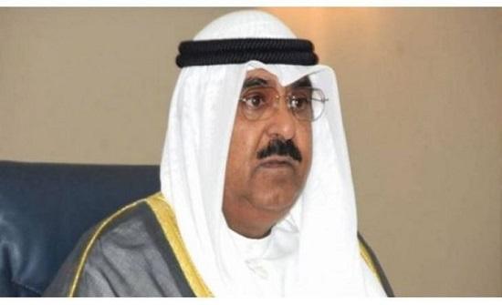 أمير الكويت يختار الشيخ مشعل الأحمد الجابر الصباح ولياً للعهد