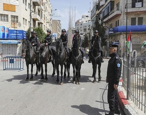 """الفلسطينيون يقاطعون (CIA) وعناصر أمنهم تنسحب من مناطق """"ب"""""""