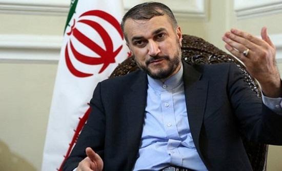 وزير خارجية إيران في بيروت.. ويعرض إنشاء معملين للطاقة