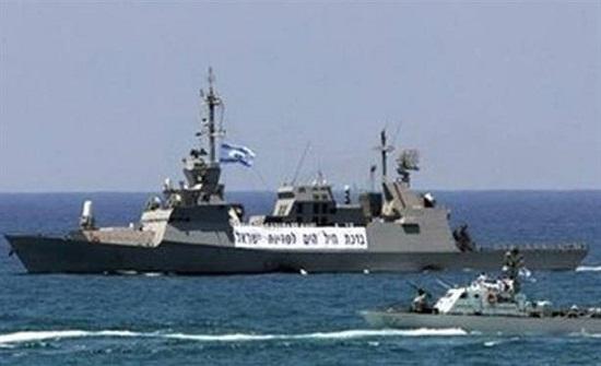 زوارق حربية اسرائيلية تخرق المياه الاقليمية اللبنانية