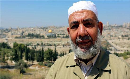 """الاردن يستنكر قرار الاحتلال ابعاد الشيخ بكيرات عن """"الاقصى"""""""