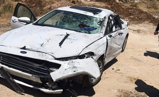 السير: اتخاذ المسرب الخاطئ سبب حادث جسر ياجوز