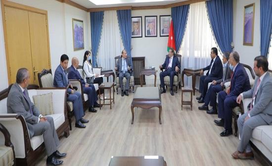 الدغمي: الأردن وسورية تربطهما علاقات تاريخية لا يمكن فصلها بحدود أو جغرافيا