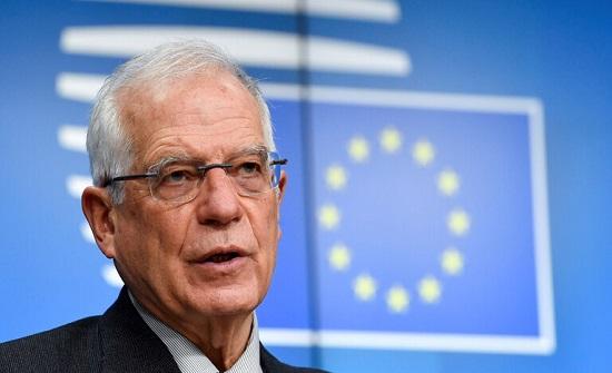 الاتحاد الأوروبي: يجب وضع حد للتصعيد الإسرائيلي-الفلسطيني لتفادي نزاع أوسع