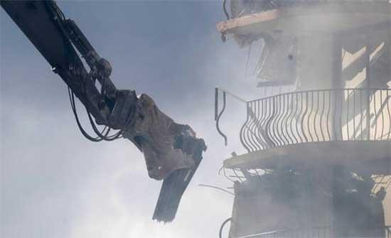 ارتفاع حصيلة ضحايا انهيار المبنى في فلوريدا إلى 86 قتيلا