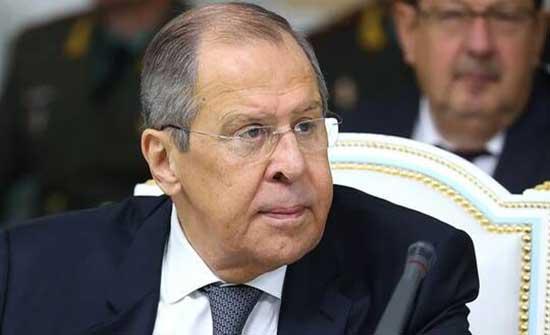 """لافروف: روسيا لا تفرض أي شروط على """"طالبان"""" لكنها تراقب كيف ستنفذ وعودها"""