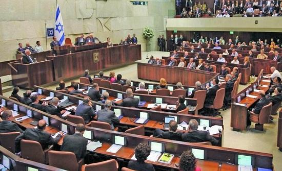 إسرائيل: المصادقة على قانون لحل الكنيست والتوجه لانتخابات جديدة