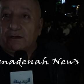 بالفيديو.. النائب رمضان للمدينة نيوز  : على الحكومة مسؤولية اطلاق اللبدي ومرعي و23 اسيرا اردنيا داخل اسرائيل