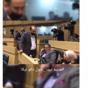 بالفيديو .. شاهد : النائب العياصرة وروعة الغرابلي عما نسب اليها
