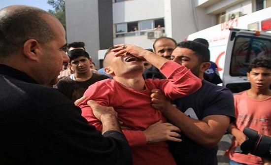خمسون غارة جوية على غزة توقع 22 شهيدا منذ بدء العدوان