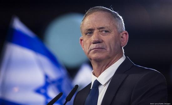 غانتس: عقب عودتي من واشنطن سأشكل حكومة تغيير تعمل على توحيد ومداواة المجتمع الإسرائيلي