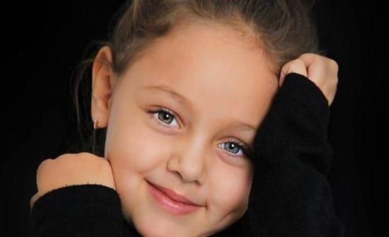 شاهد.. ملكة جمال أطفال روسيا