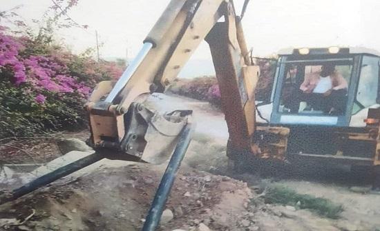 ضبط 80 اعتداء على خطوط مياه بالكرك في حزيران