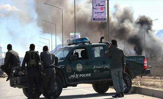 مقتل 12 مدنيا أفغانيا في غارة جوية على طالبان