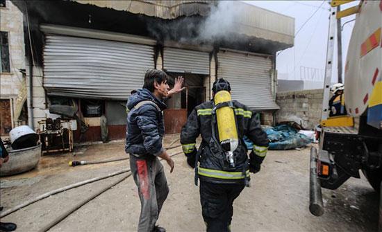 سوريا.. مقتل طفل وإصابة 7 مدنيين في غارات النظام على إدلب